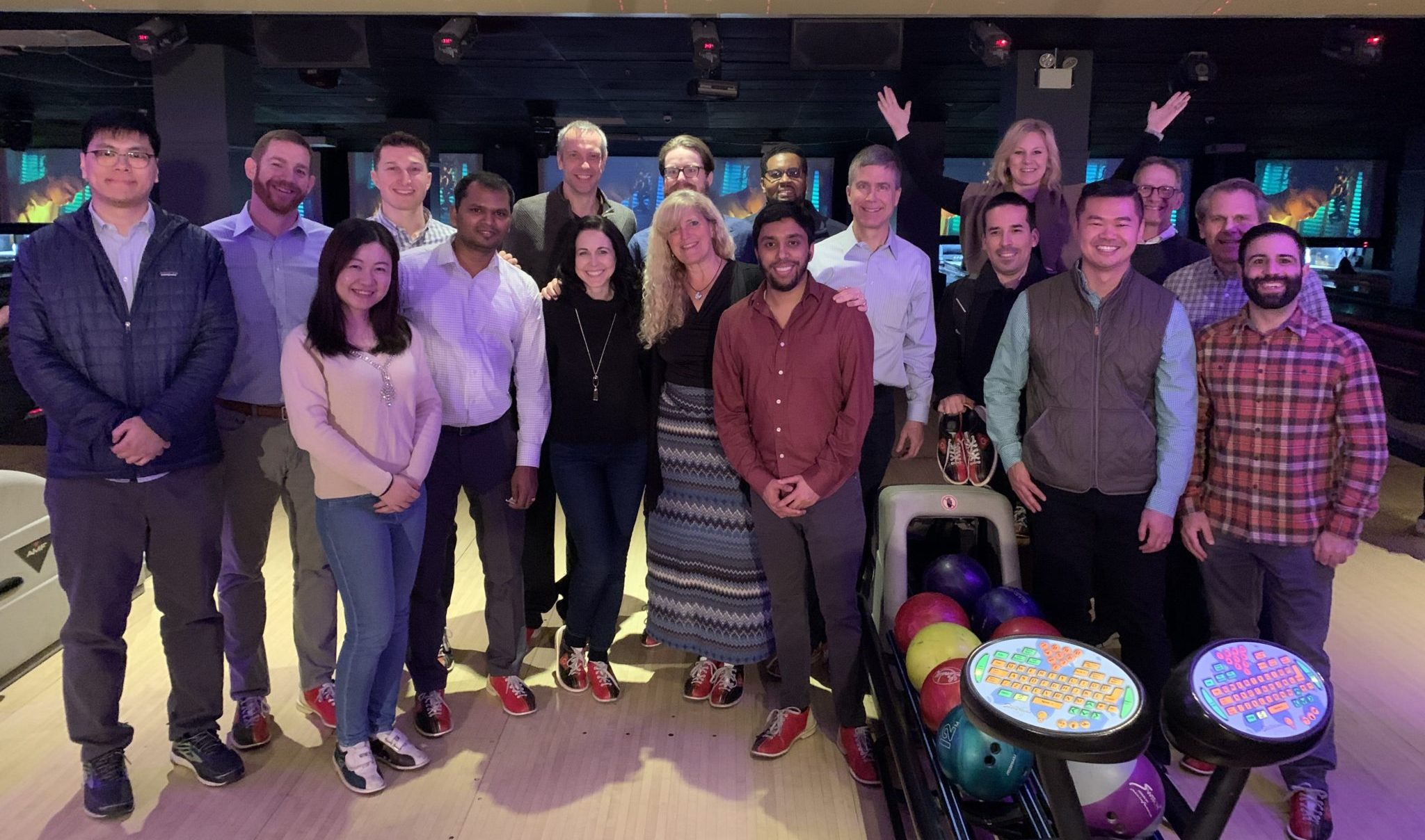 Bowling With AllazoHealth!